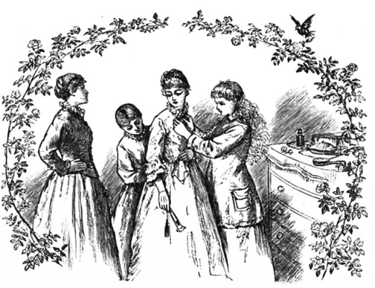 Little Women - The First Wedding