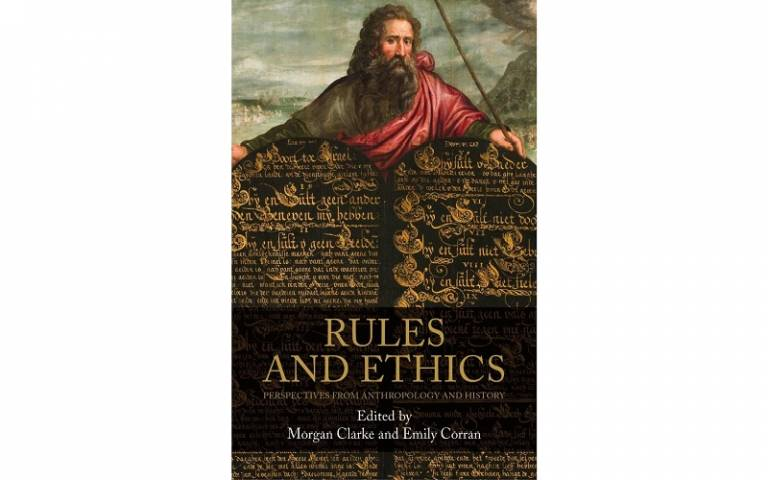 Rules and Ethics book cover