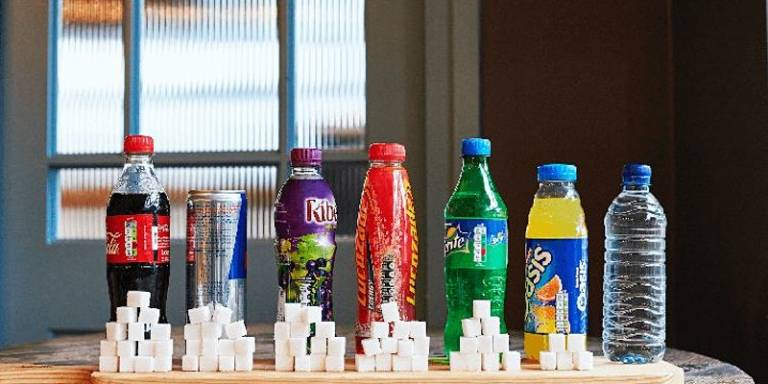 The Dangers of Sweetened Beverages in the African Diaspora