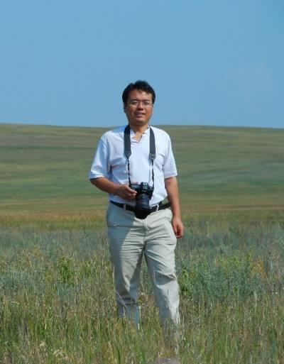 Professor Jianli Chen