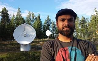 Dr David Jeevendrampillai is an Anthropologist of Outer Space