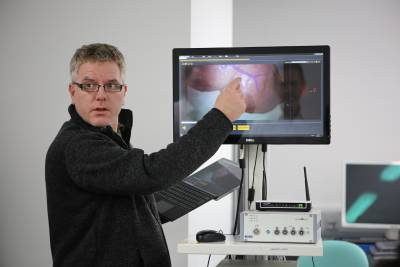 SmartLiver demonstration Stephen