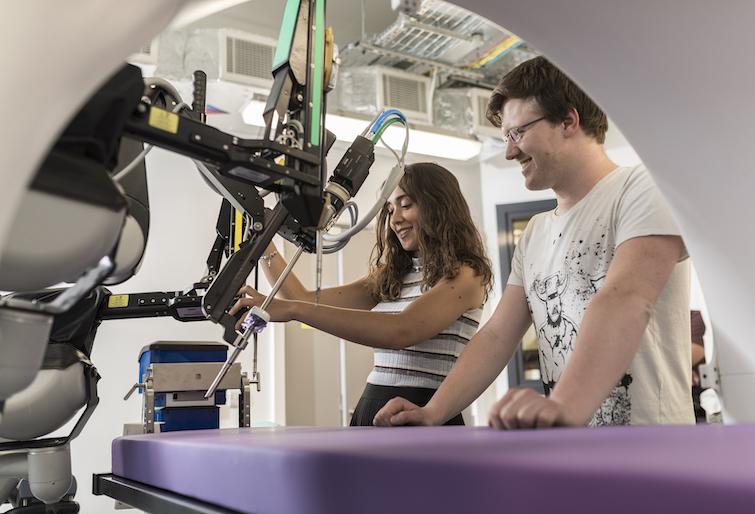 Robotics and AI MSc Program