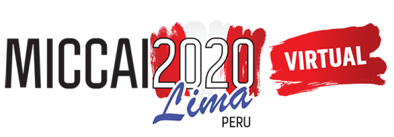 MICCAI 2020 logo