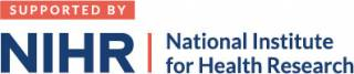 Supported by NIHR logo
