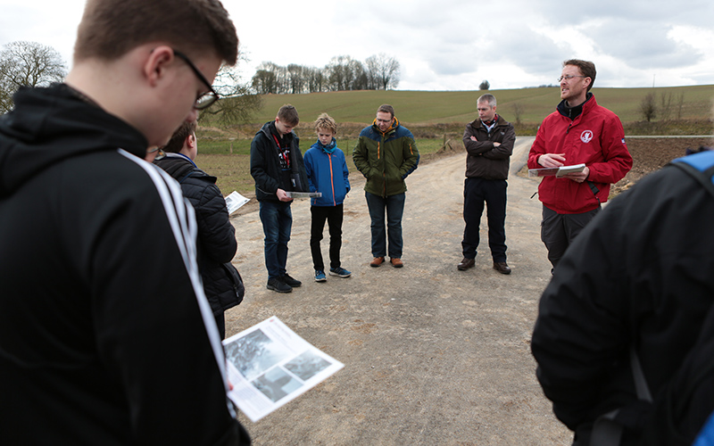 Somme: First World War Centenary Battlefield Tours Programme