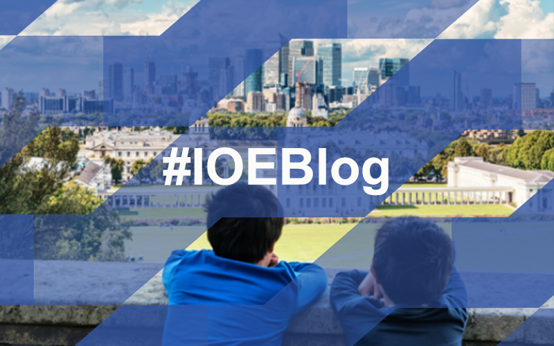 The IOE Blog #IOEBlog