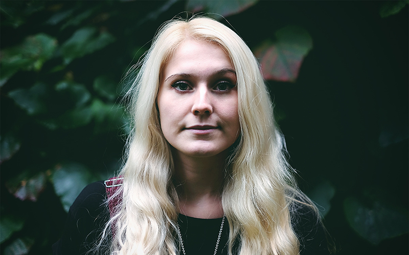 Laura Sutherland, PGCE Music student of 2020
