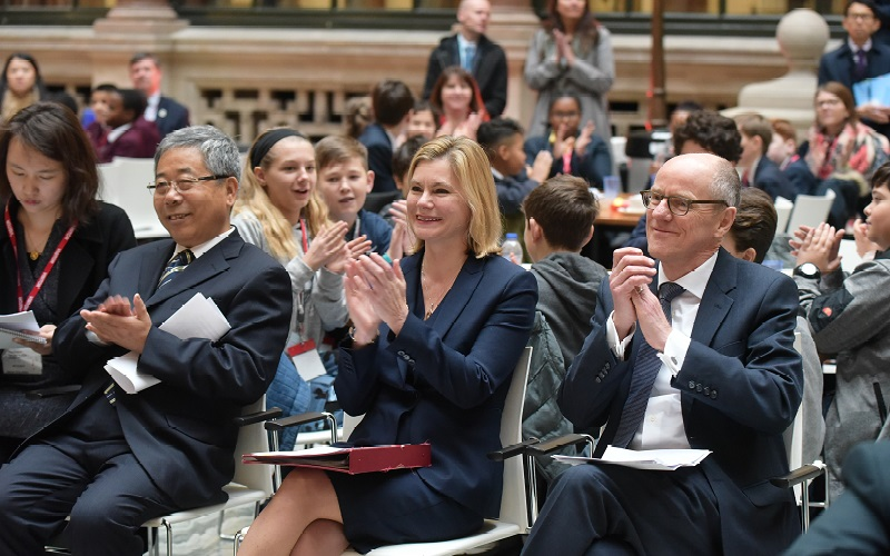 Mandarin Excellence Programme - celebration event
