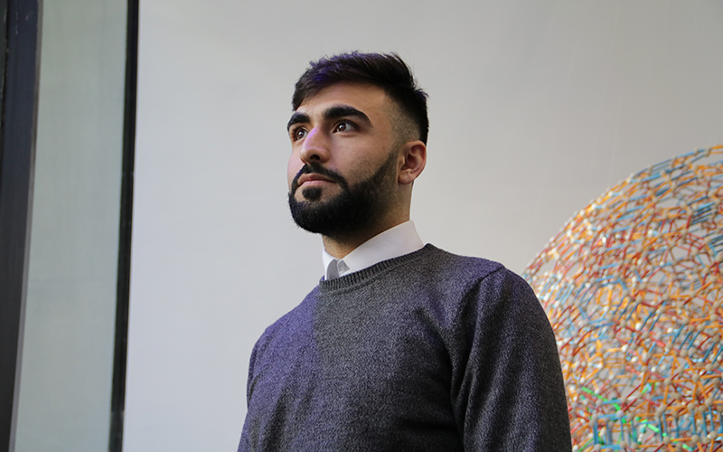 Parsa Hassan Yazdi is completing a PGCE in Maths teaching