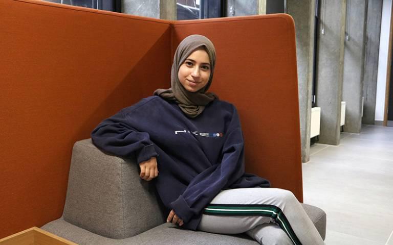 Amina Harrath Social Sciences with Quantitative Methods BSc