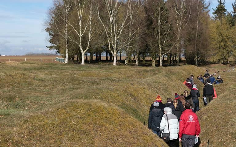 First World War Centenary Battlefields Programme