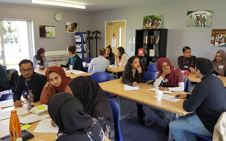 Newham Early Career Teacher Programme (Photo: Mark Quinn)