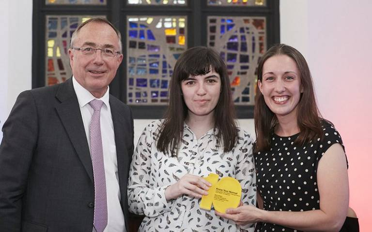 CRAE - Know Your Normal - Provost's Public Engagement Awards
