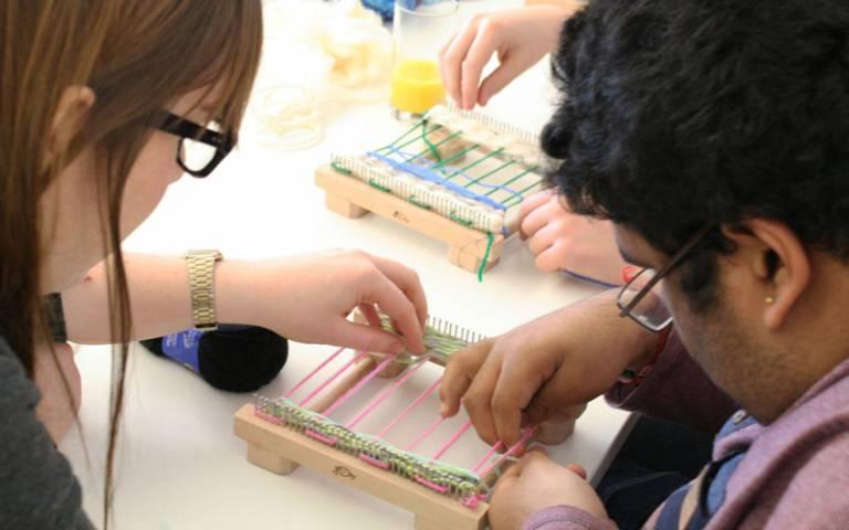 UCL Knowledge Lab: e-textiles