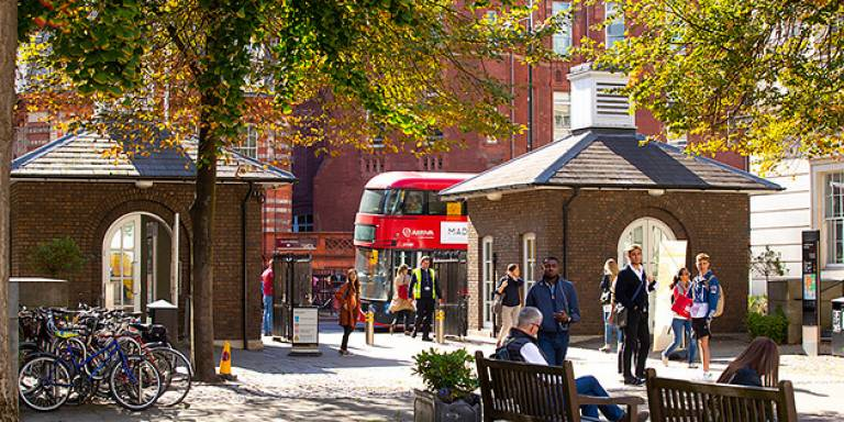 UCL Bloomsbury Campus