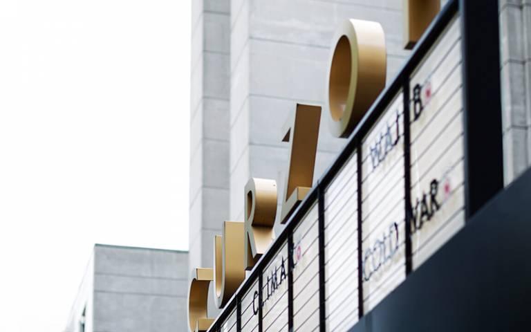 Curzon cinema sign. Image: Alejandro Walter Salinas Lopez, UCL Digital Media