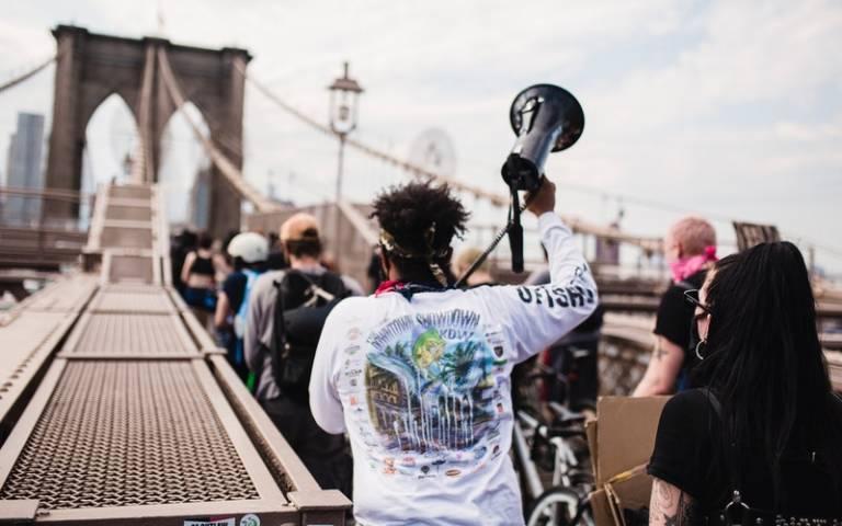 Gathering of protestors. Image: Life Matters via Pexels