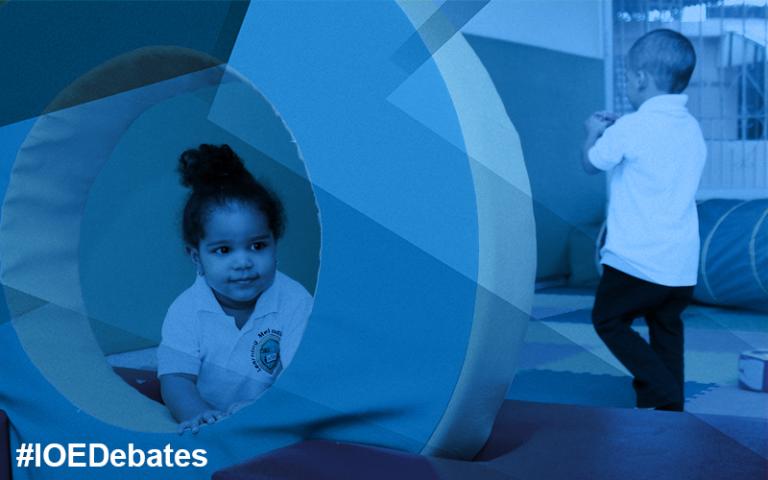 IOE debates early years provision