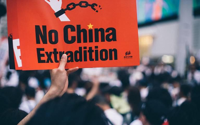 No China extradition