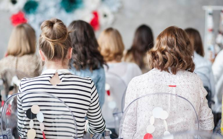 Students working in class. Image: Daria Shevtsova via Pexels