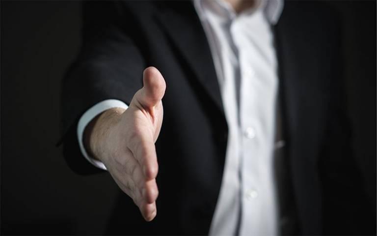 Handshake, deal