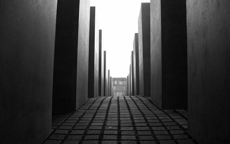 Holocaust Memorial. Image: Anders Thirsgaard Rasmussen via Flickr (CC BY-SA 2.0)