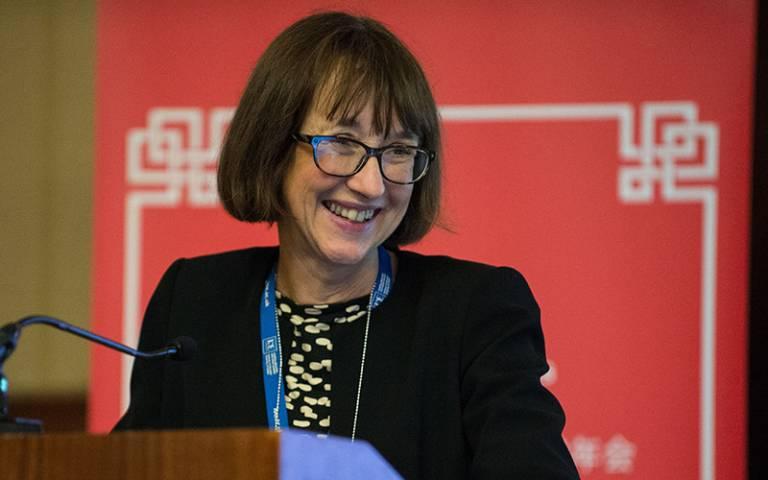 Katharine Carruthers