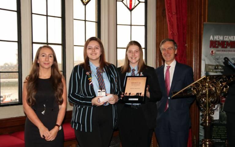 Legacy 110 awards - Leasowes High School