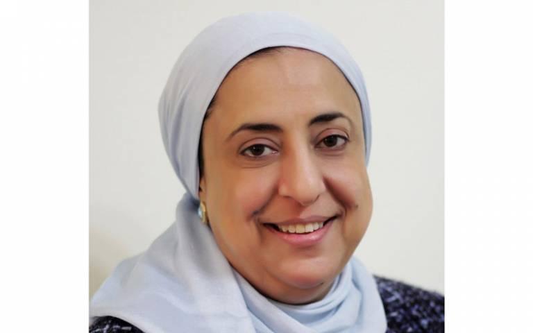 IOE alumna Maha Helali