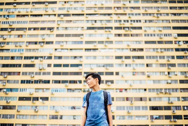 Mandarin student