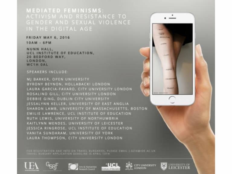 Mediated Feminism Poster