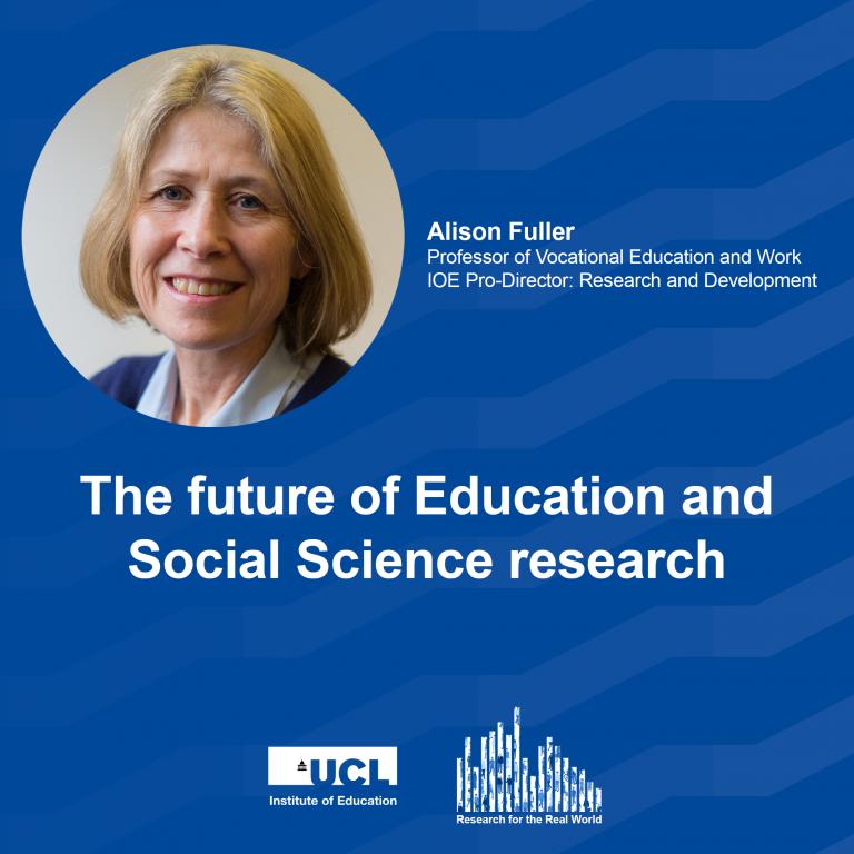 Professor Alison Fuller podcast