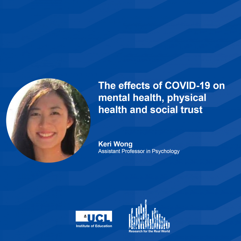Dr Keri Wong, Research for the Real World podcast