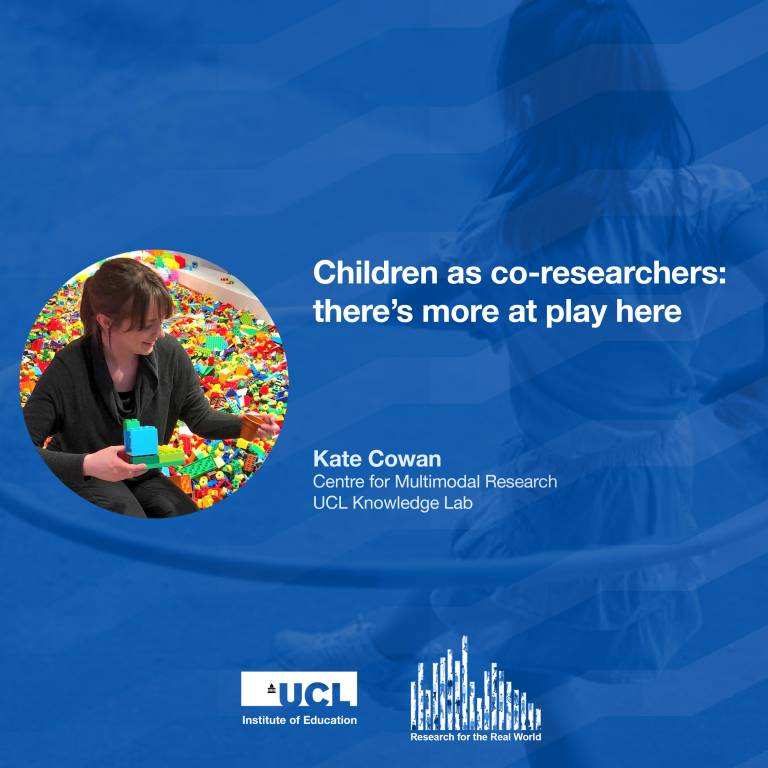 Dr Kate Cowan, Research for the Real World podcast