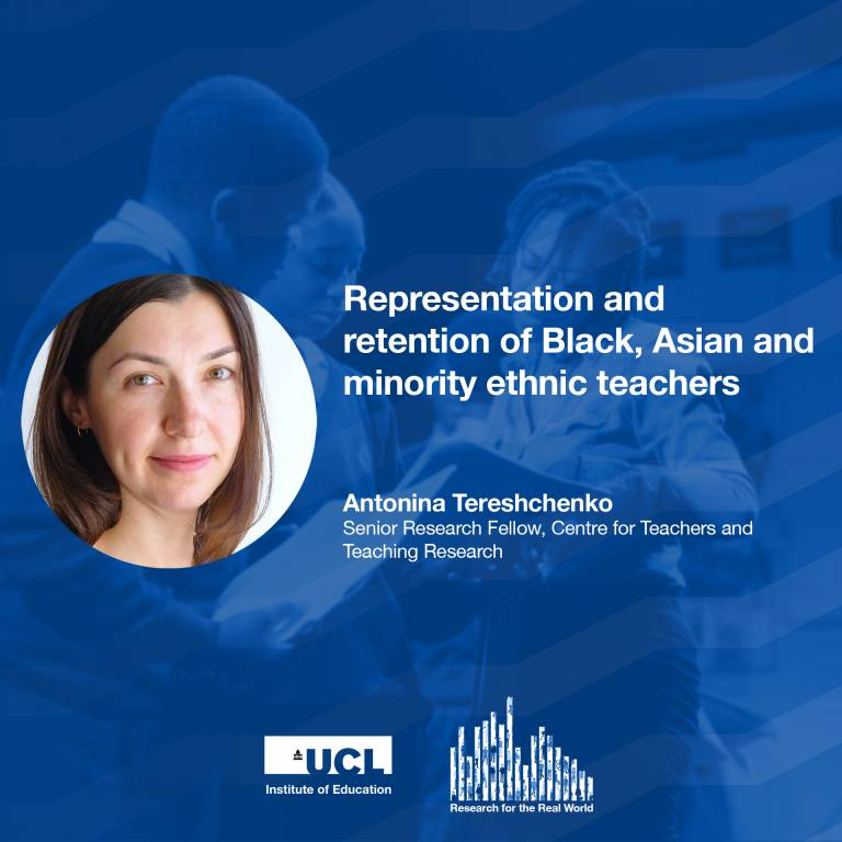 Dr Antonina Tereshchenko, Research for the Real World