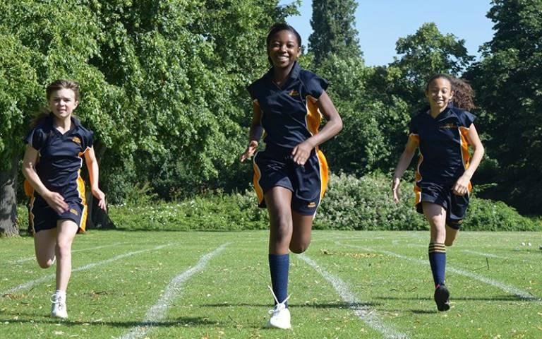 St Philomena's students sport (Supplied)
