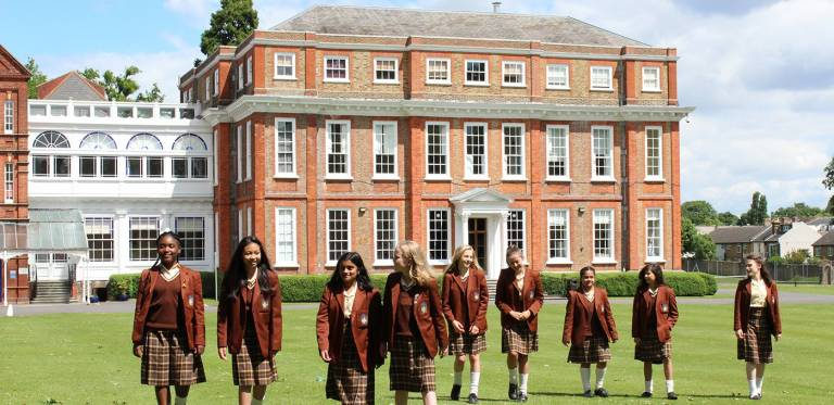 St Philomena's Catholic High School for Girls (Supplied)