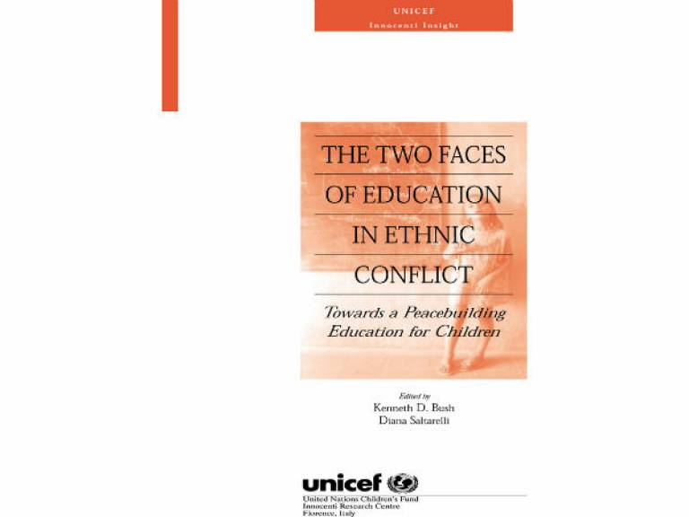 The Two Faces of Education in Ethnic Conflict