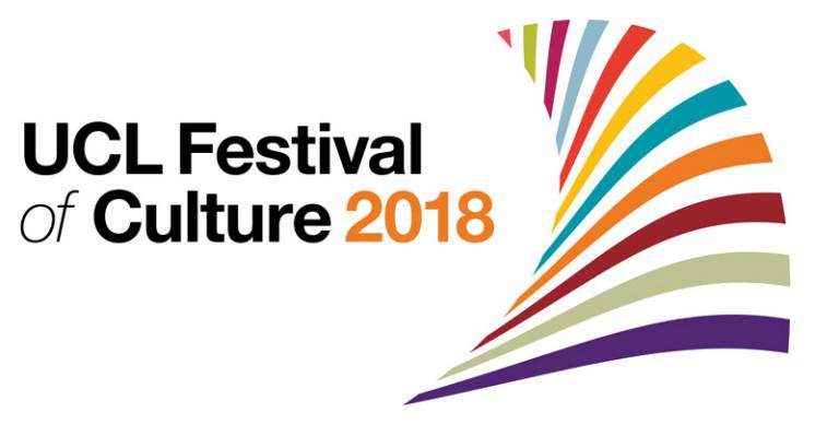 UCL Festival of Culture 2018 logo