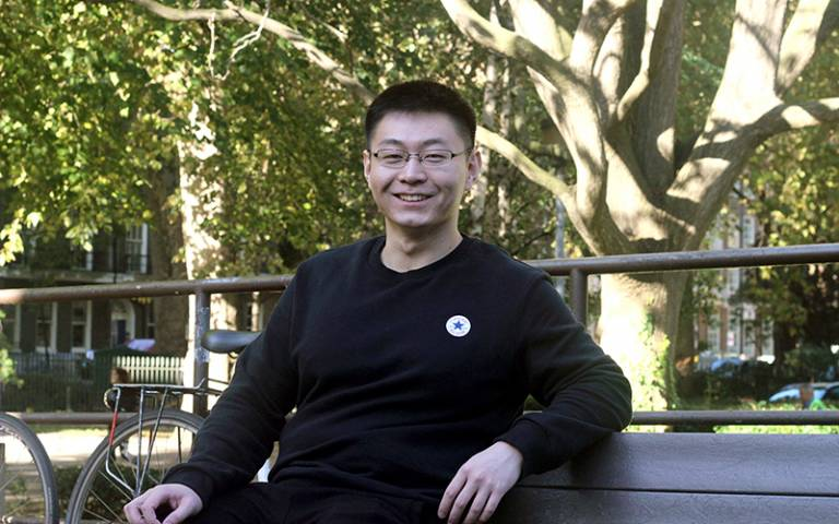 Yuanmo He Social Sciences BSc