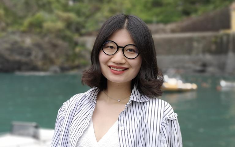 Yuxin Liu, Education MA student