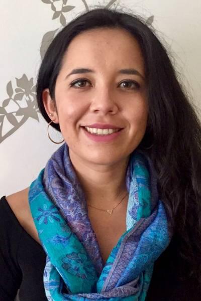 Flor Toledo-Sandoval, TESOL MA student