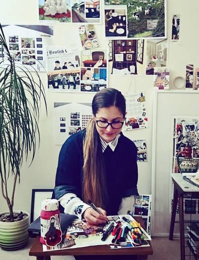 Kremena Dimitrova - Art and Design in Education MA