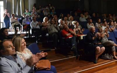 LiLas Kalamata audience