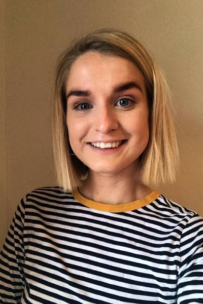 Lydia Bailey, Social Policy and Social Research MSc student