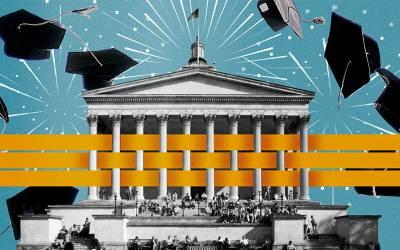 UCL graduation ceremonies
