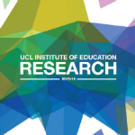 IOE Research 2015-2016 brochure