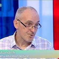 Dr Alex Standish, IOE