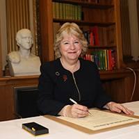 Professor Dame Alison Peacock